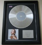LEONA LEWIS - Echo CD / PLATINUM PRESENTATION DISC